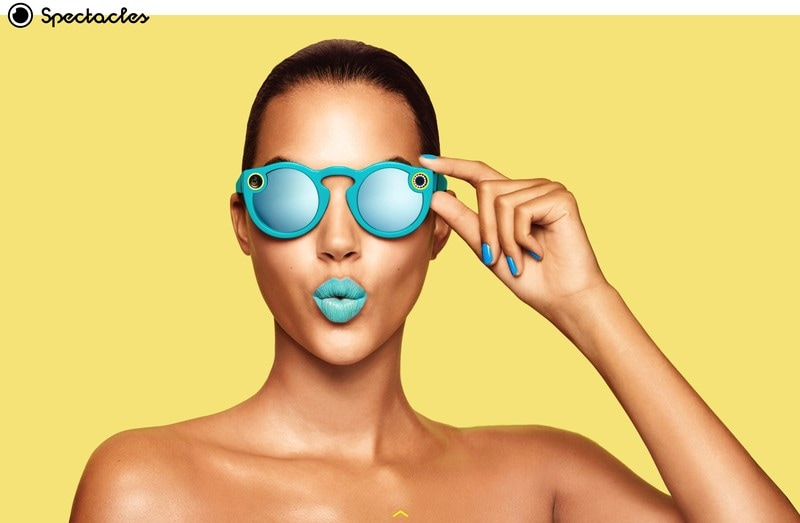 Snapchat spectacles image